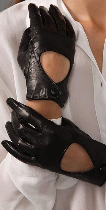 Club Monaco Anne Driving Gloves