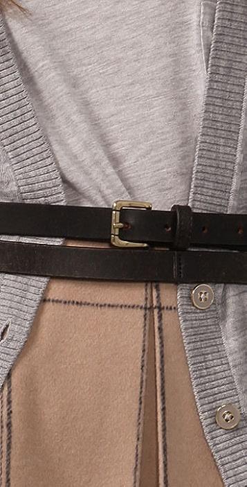 Club Monaco Naomi Wrap Belt