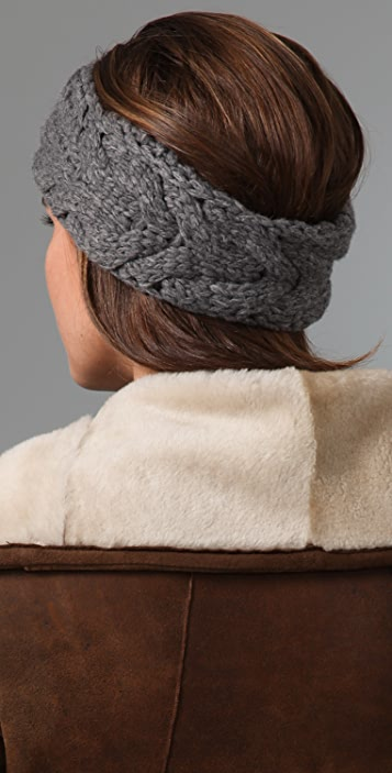 Club Monaco Chaya Knit Headband