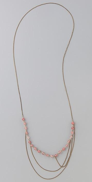 Club Monaco Luxe Stone Necklace