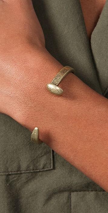 Club Monaco Open Cuff Bracelet