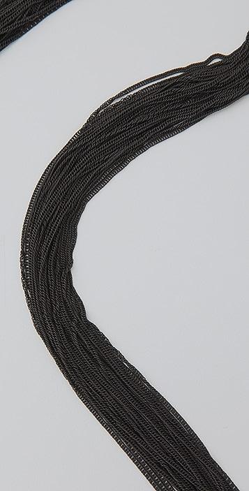 Club Monaco Infinity Chain Necklace