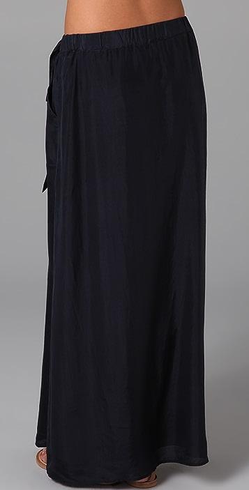 Club Monaco Joni Long Skirt