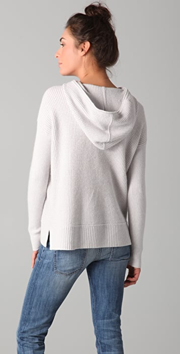 Club Monaco Echo Hoodie Sweater