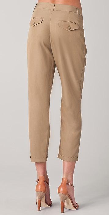 Club Monaco Tyra Pleated Pants