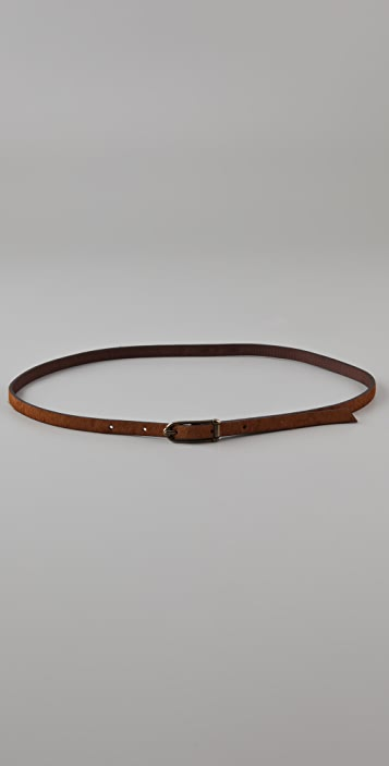 Club Monaco Wendy Haircalf Belt