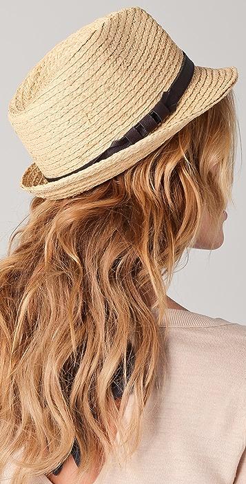Club Monaco Jody Straw Hat
