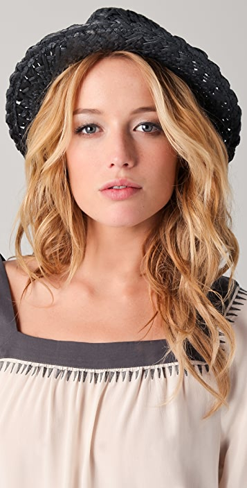 Club Monaco Barbara Straw Hat