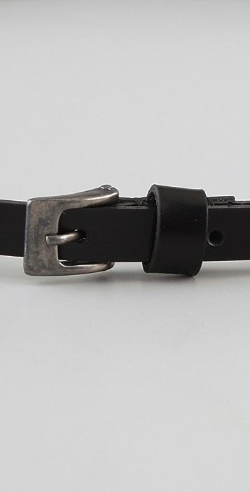 Club Monaco Brianna Skinny Belt
