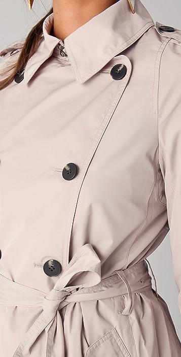 Club Monaco Layla Trench Coat