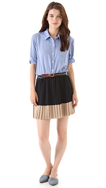 Club Monaco Phyllipa Skirt