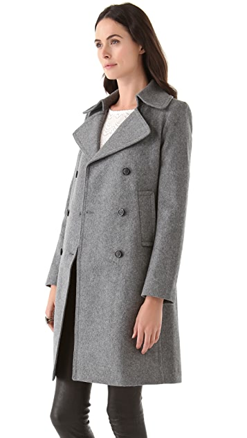 Club Monaco Samantha Coat