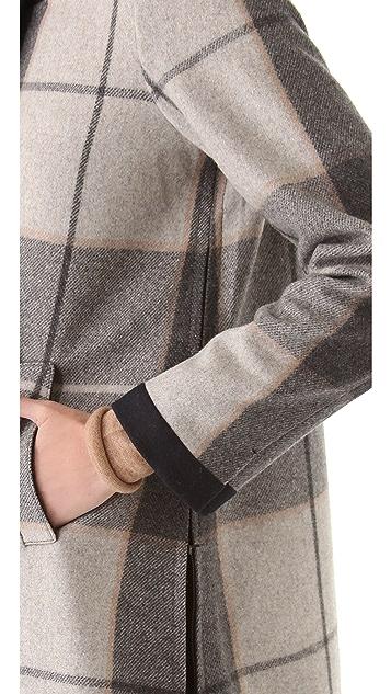 Club Monaco Stella Blanket Coat