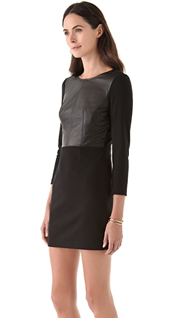 Club Monaco Dayna Knit Dress