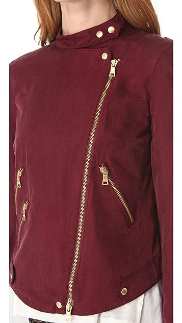 Club Monaco Elsa Moto Jacket