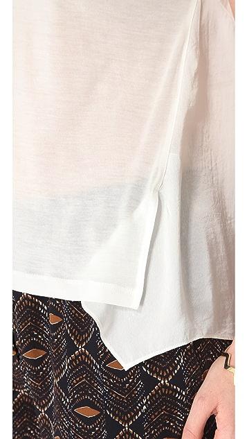 Club Monaco Amanda Shirt
