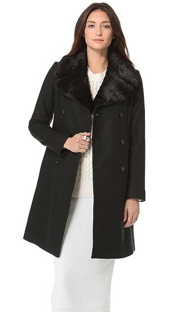 Club Monaco Sarah Coat