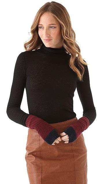 Club Monaco Charlotte Cashmere Gloves