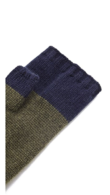 Club Monaco Charlotte Cashmere Gloves