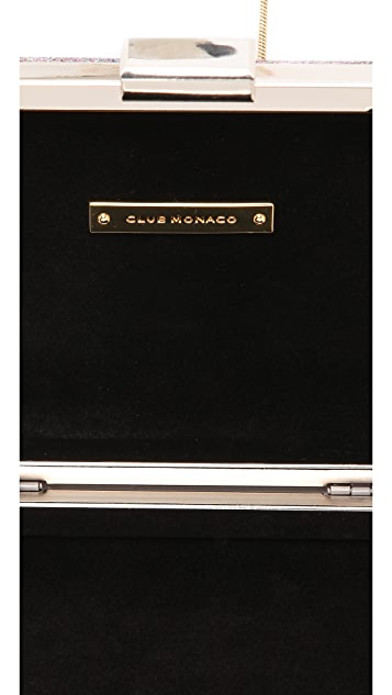 Club Monaco Jillian Minaudiere