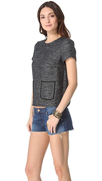 Club Monaco Hollyn Top
