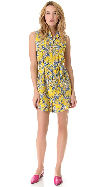 Club Monaco Lois Shirtdress