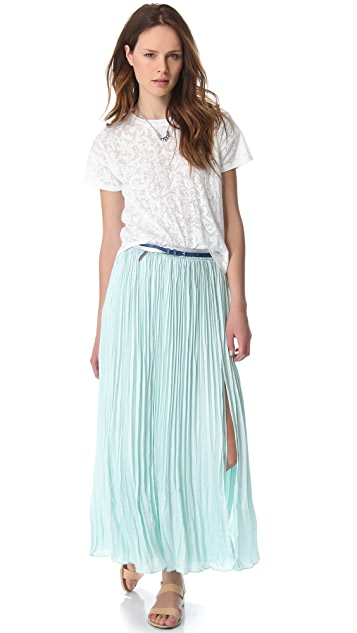 Club Monaco Amy Double Wrap Belt