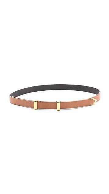 Club Monaco Rosa Belt
