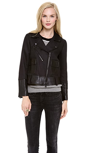 Club Monaco Rory Moto Jacket