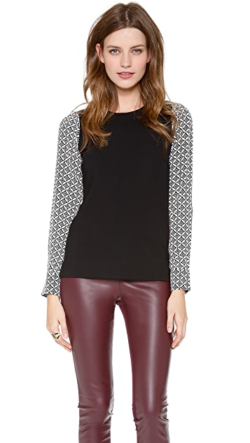 Club Monaco Margaret Top