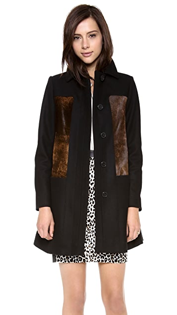 Club Monaco Chloe Coat