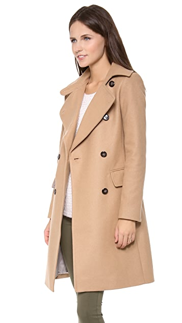 Club Monaco Ashley Quilted Coat