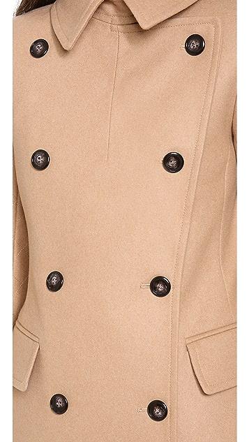 Club Monaco Ashley Quilted Coat