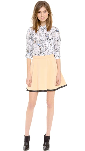 Club Monaco Witney Skirt