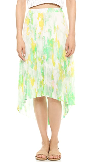 Club Monaco Fleurise Skirt