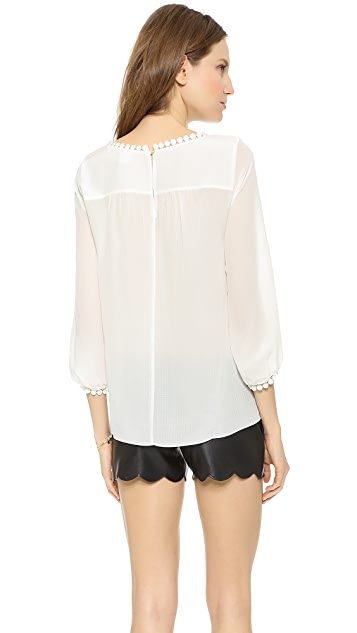 Club Monaco Eliza Top