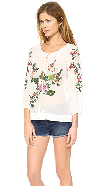 Club Monaco Nandani Top