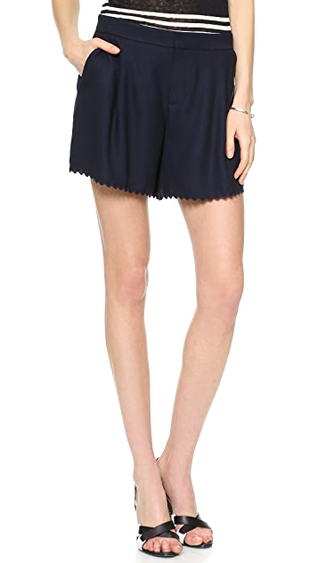 Club Monaco April Shorts