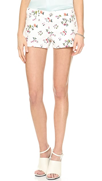 Club Monaco Julia Denim Shorts