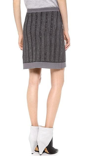 Club Monaco Virgina Sweater Skirt