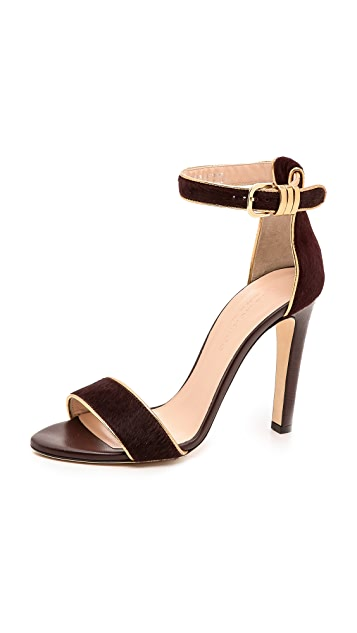 Club Monaco Casey Haircalf Sandals