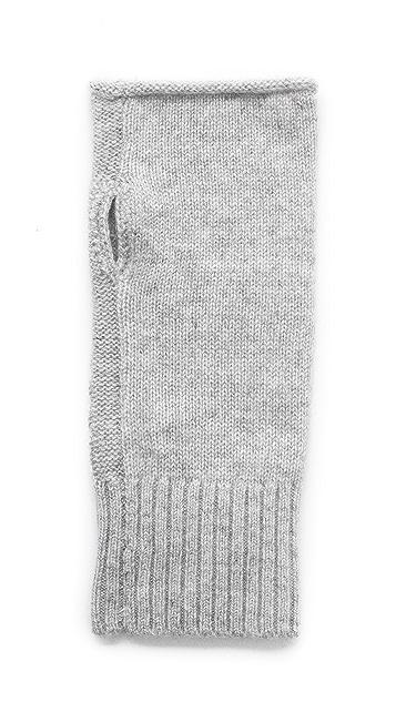Club Monaco Lena Cashmere Cable Gloves