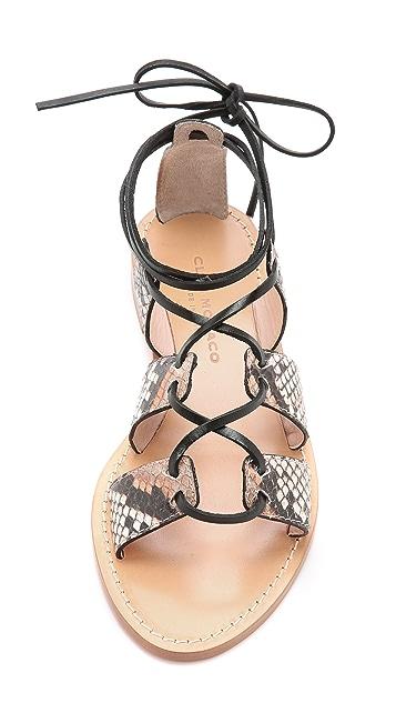 Club Monaco Thiais Sandals
