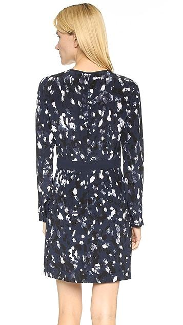 Club Monaco Paget Silk Dress