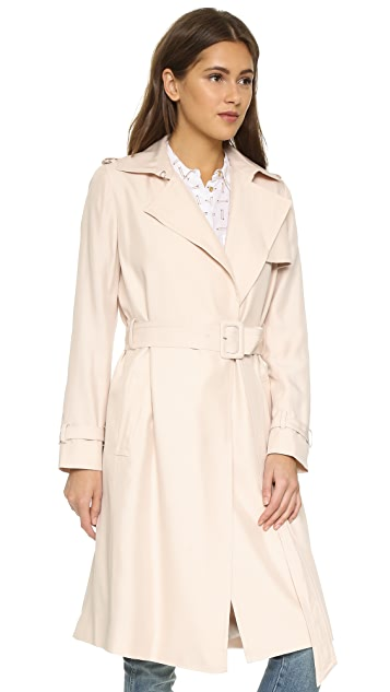 Club Monaco Octavya Trench Coat