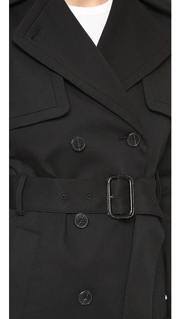Club Monaco Yulia Trench Coat