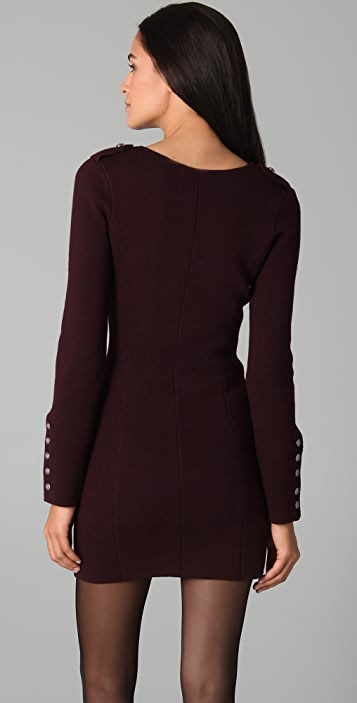 camilla and marc Bluecloak Paneled Jumper Dress