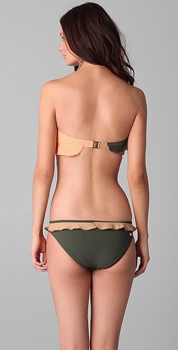 camilla and marc Carnivale Bandeau Bikini