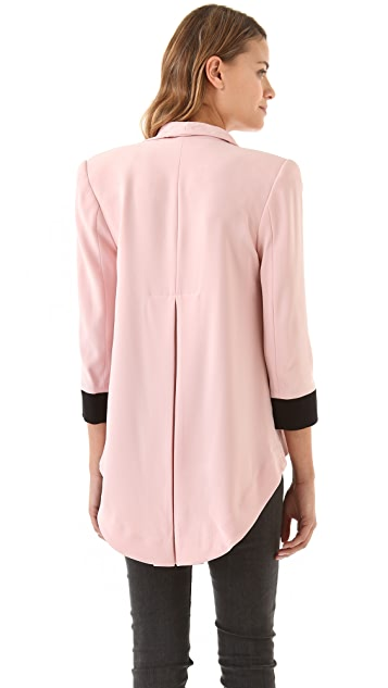 camilla and marc Stone Wall Layered Jacket