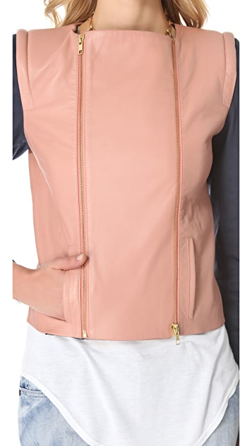 camilla and marc Darcey Biker Jacket